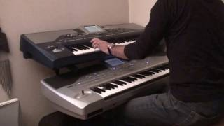 Programation basse rythme kabyle/MOURAD KESRI (chanson de idir )mliyi