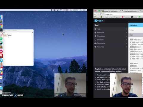 Validate US Numbers -- JavaScript -- Free Code Camp