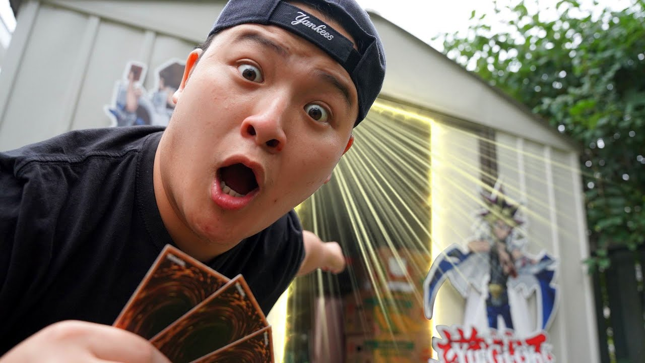 Download I Opened A $100,000+ Yu-Gi-Oh! Storage Unit! (Rare Cards Inside)