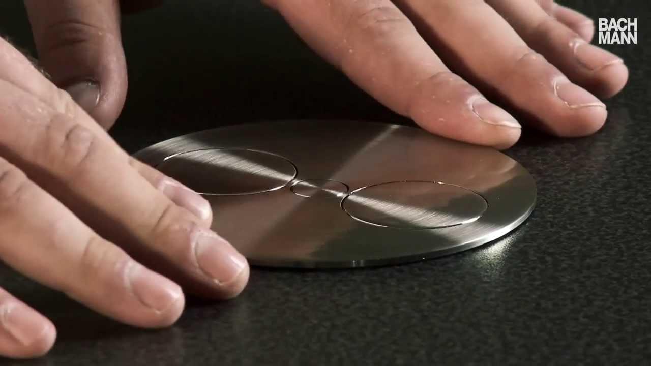 Burisch präsentiert die Bachmann TWIST Küchensteckdose - YouTube