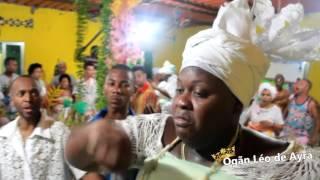 Ilê Ase Olomi Tutu -  Odu Ijê de Pedro de Oyá ( Run de Osun )