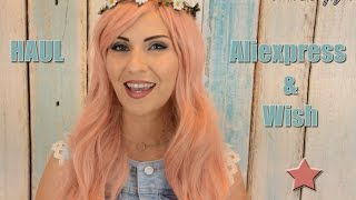 ♡ Haul ALIEXPRESS & WISH ♡