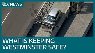Westminster car attack tests 'ring of steel' around Parliament   ITV News