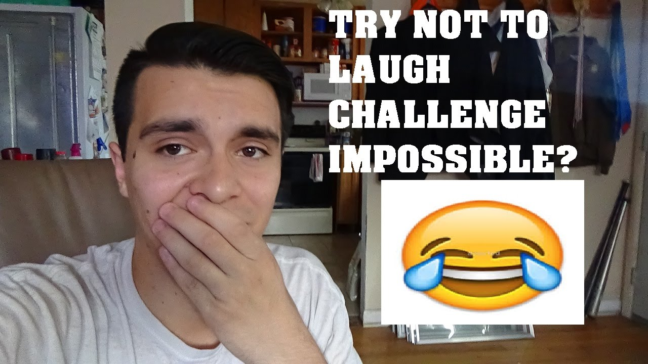 Try 2017 Laugh Not Impossible