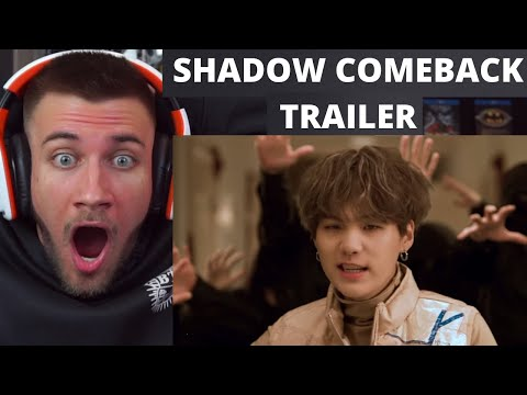 OMG! 😨 BTS  MAP OF THE SOUL : 7 'Interlude : Shadow' Comeback Trailer - Reaction