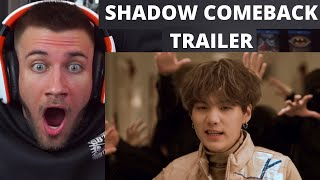Gambar cover OMG! 😨 BTS  MAP OF THE SOUL : 7 'Interlude : Shadow' Comeback Trailer - Reaction