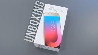 Samsung GALAXY J7 PRO Unboxing (Black): Premium Meets Budget!