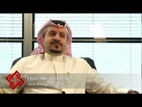 Executive Focus: Hesham Al-Emadi, CEO, Energy City Qatar