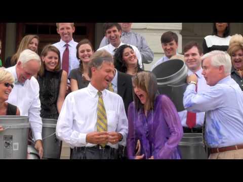 Gov. Bill Haslam: Ice Bucket Challenge