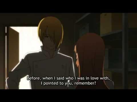 Wagnaria!!! Satou confesses to Yachiyo! ❤