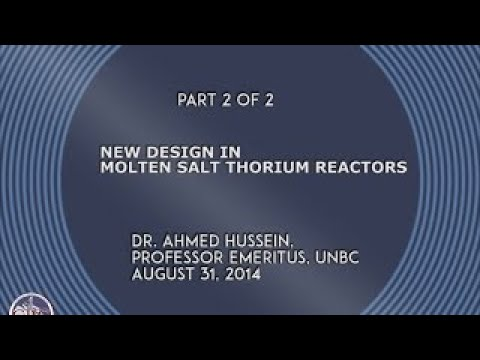 The Dual Fluid Reactor A New Design in Molten Salt Reactors