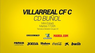 Villarreal CF C vs CD Buñol