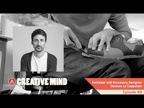 creative-mind-podcast---damion-le-cappelain---footwear-&-accessory-designer