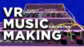 TOP 5 VR MUSIC-MAKING APPS! - Oculus, SteamVR, and PSVR