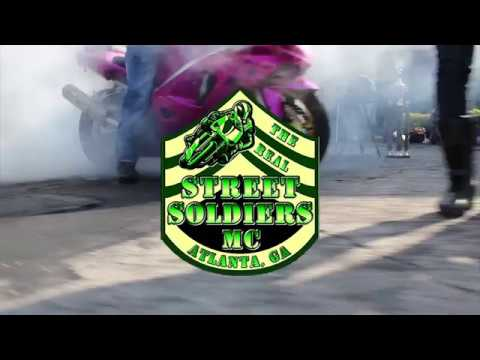 STREET SOLDIERS MC (Race Wars) 2017 Shot by Up Close Media
