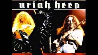 """Taken from the Uriah Heep double live set """"Live In Europe 1979"""", fe..."""