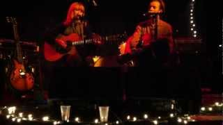 Scar - Lucy Rose and Jack Steadman Public Assembly Bar Bedford