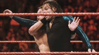 Relive jeff hardy's intercontinental title clash with the miz: exclusive, sept. 8, 2017