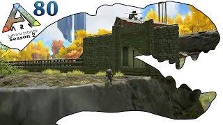 ARK Survival Evolved Gameplay - S2 Ep80 - Base Building Workshop - Let