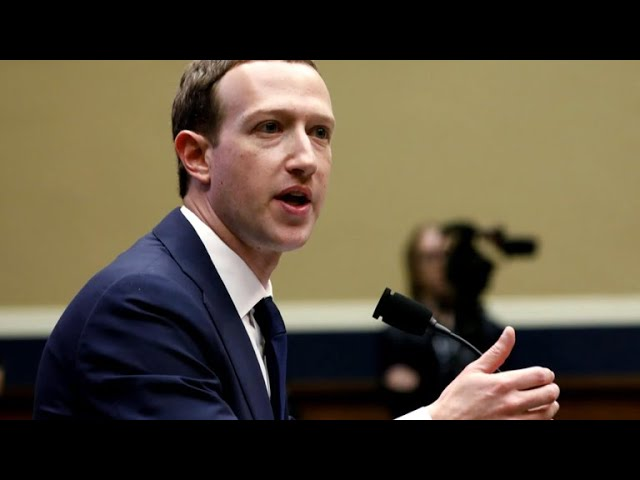 Facebook CEO finishes testimony on Capitol Hill