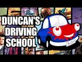 GTA V - Duncan's Driving School! Racing Wheel Controls!