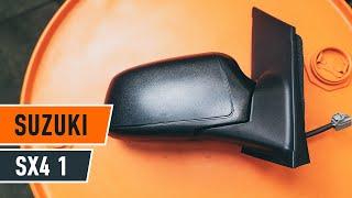 Réparation SUZUKI par soi-même - vidéo manuel en ligne