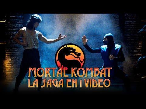 Mortal Kombat 1 y 2: La Saga en 1 Video