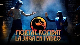 Mortal Kombat 1 y 2: La Saga en 1 Video