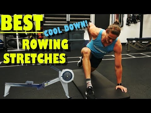 Best Rowing Stretches For Recovery