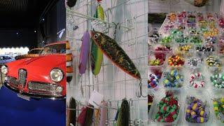 VLOG | Охота и рыболовство на Руси 2021 и Выставка \