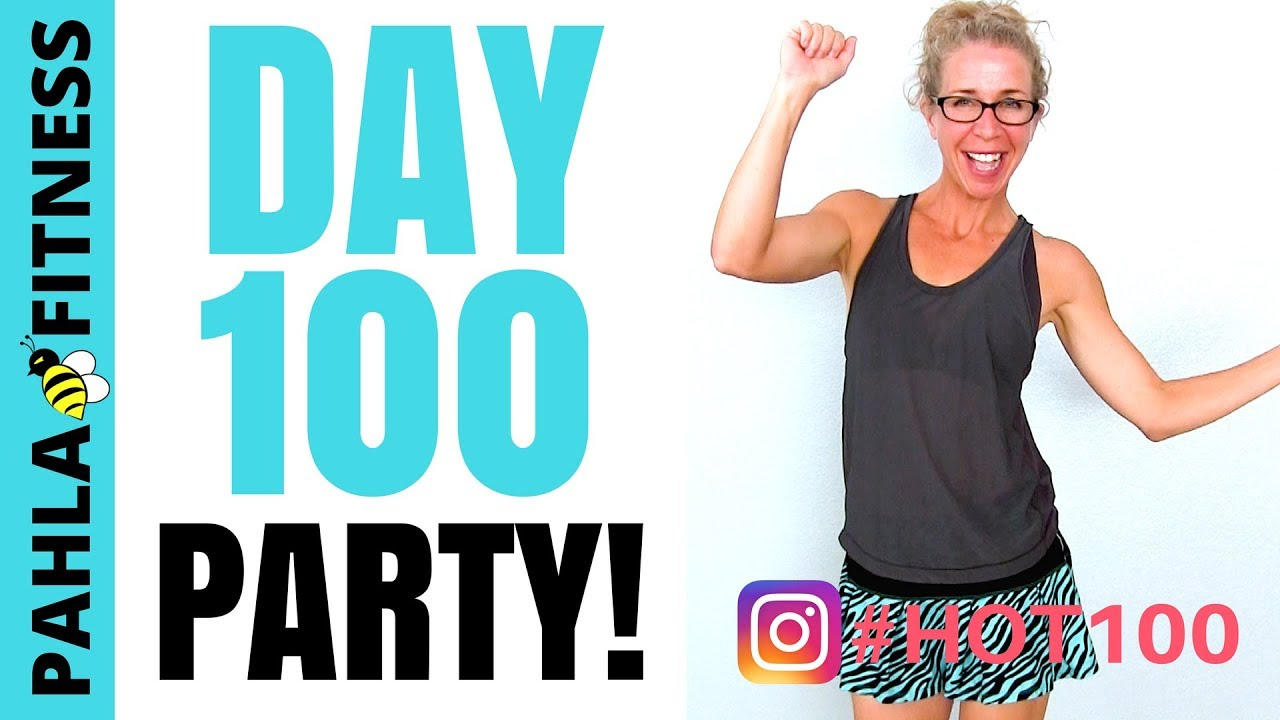 ae1b08fbb 100 BURPEES Party! 🎉 Endurance CARDIO + STRENGTH Finisher Workout ...