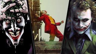 Analyzing The Joker
