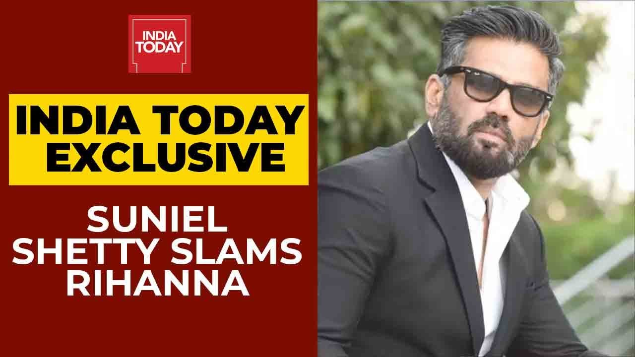 Download Suniel Shetty Slams Rihanna For Her Tweet Support Farmers Protest, Says Outsiders Should Not Comment