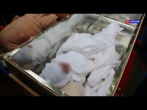 Убита в Подмосковье