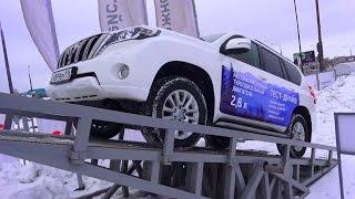2016 Toyota Land Cruiser Prado 2.8 Test Drive.