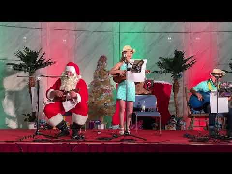 hawaiian-santa-winter-wonderland-medley