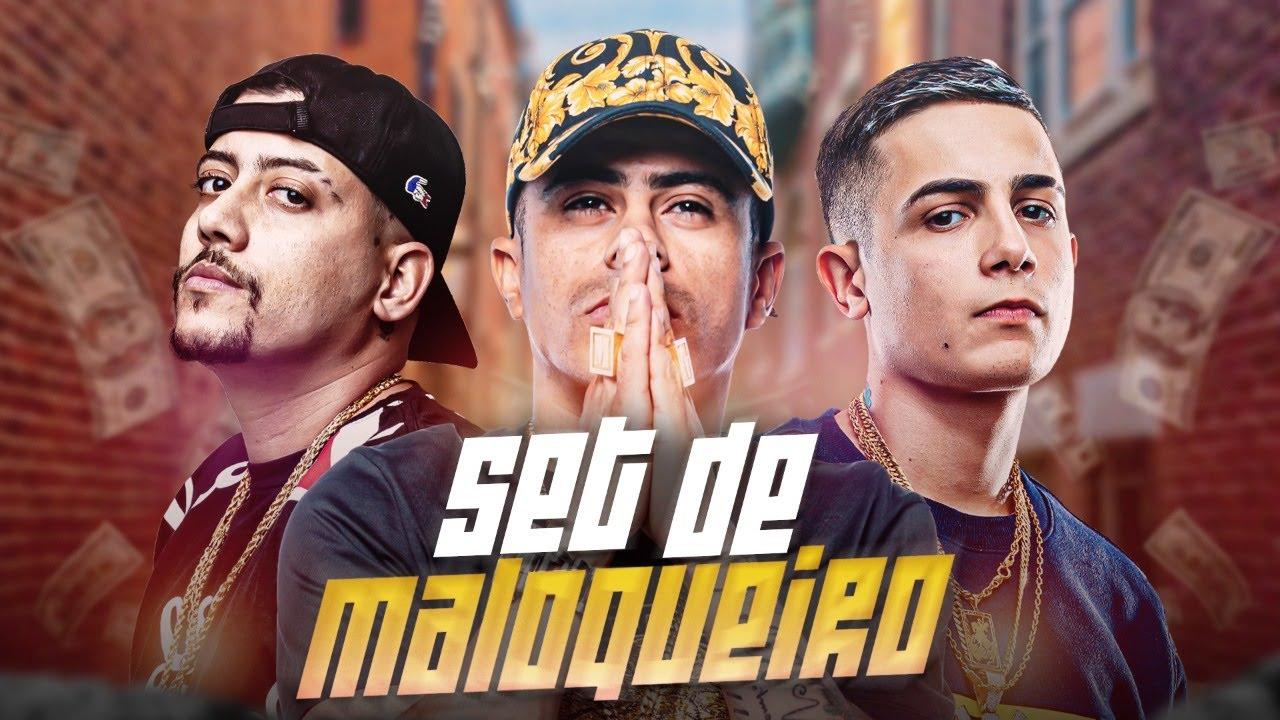 SET DE MALOQUEIRO - MC Hariel, MC Neguinho do Kaxeta, MC Ryan SP, MC Menor da VG, MC Kadu e MC PH