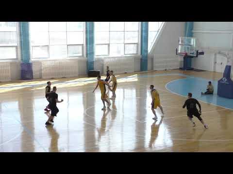 ТТ - Ишим-Баскет 1/2 финала (27.04.19) Часть 2