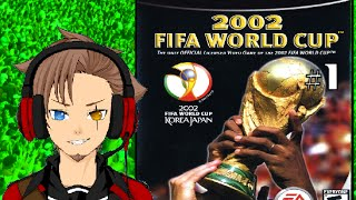 Video Let's Play 2002 FIFA World Cup part 1/4: My First World Cup! download MP3, 3GP, MP4, WEBM, AVI, FLV Desember 2017