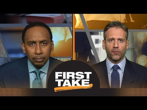 Stephen A. and Max react: Tom Brady's national anthem protest comments to Oprah | First Take | ESPN