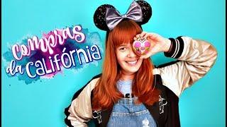 Na segunda parte do vídeo de comprinhas da Califórnia tem coisas do...