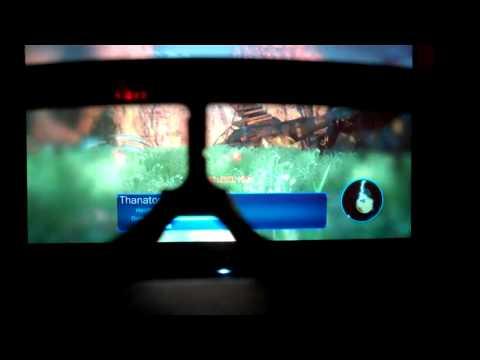 3D Demo #2 - Playstation 3 (PS3) - James Cameron