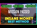 How To Make INSANE MONEY Solo In GTA 5 Online | NEW Best Easy Fast Money Guide/Method 1.44
