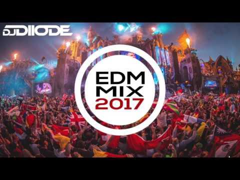 Best EDM / EDM Mix 2017 🔥 Electro Mix April 2017 🔥 DJ DIIODE