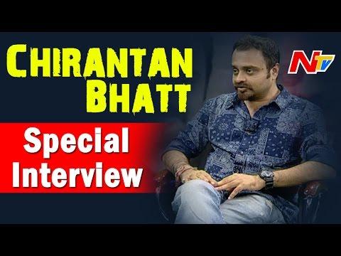 Special Chit Chat with Chirantan Bhatt    Gautamiputra Satakarni    NTV