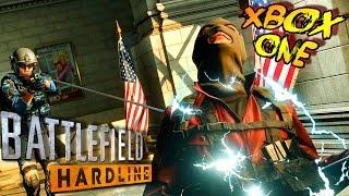 Battlefield Hardline - Sucks To Be Shocked / Xbox One 60fps