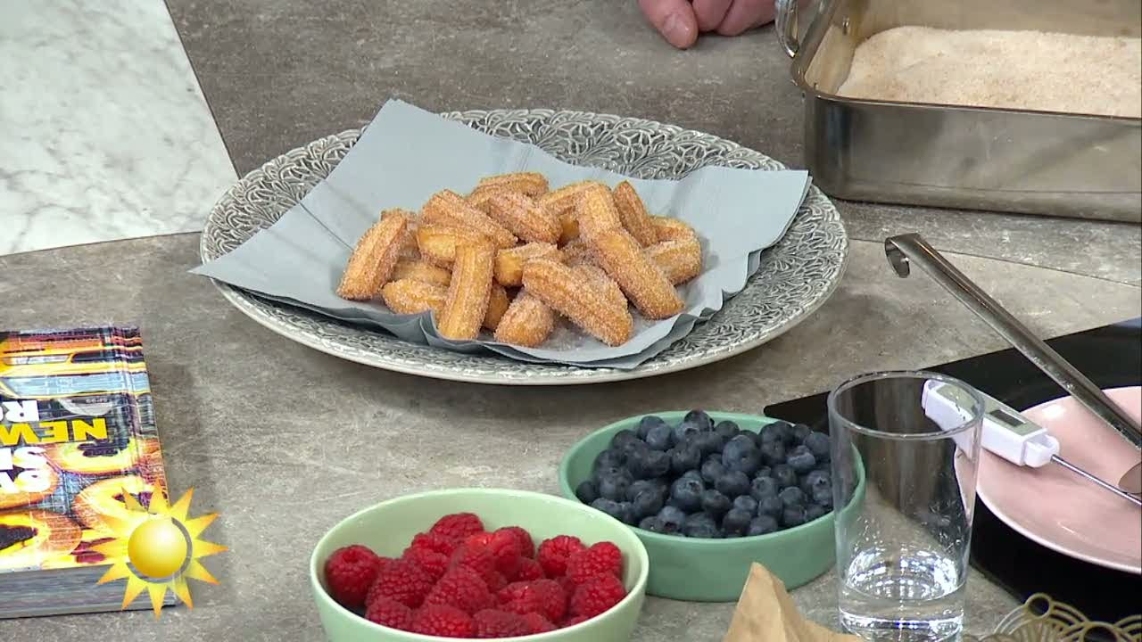 churros recept roy fares
