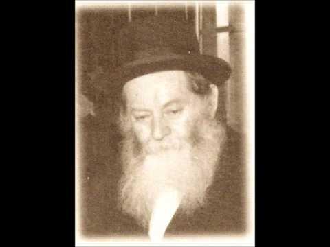 "Audio: Reb Yom Tov Ehrlich Z''l Sings ""Yakob"""