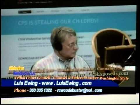 Luis Ewing, Washington State Constitutional Fraud, WillPWilson, Herberb, AllDayLive, MediaCific,