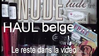 haul belge Thumbnail